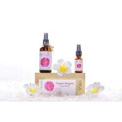 Nước hoa hồng nước hoa hồng - Tinh chất hoa hồng dưỡng ẩm da ROSE WATER ORGANIC BULGARIA 15ML
