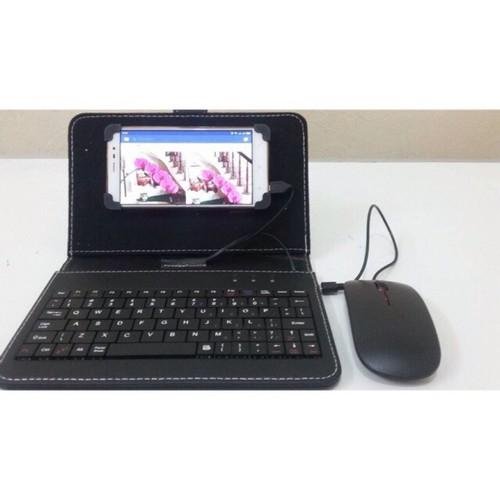 Bao da bàn phím có chuột khuyến mại lớn db01 hàng đẹp
