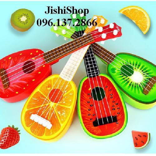 Nhập toyapr10k giảm ngay 10k đàn ukulele mini trái cây cho bé ảnh thật yuyu