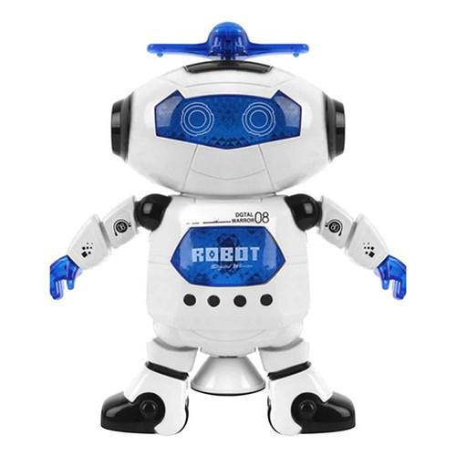 Robot thông minh xoay 360- k07 store