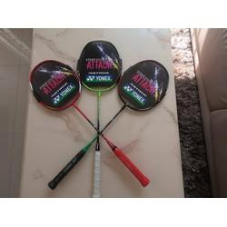 Combo 2 vợt cầu lông yonex luyện tập