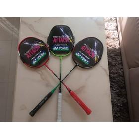 Combo 2 vợt cầu lông yonex luyện tập - Vợt cầu lông yonex