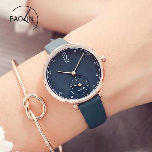 [Siêu sale] đồng hồ nữ thời trang kezzi  chính hãng, thiết kế trẻ trung
