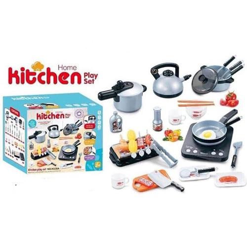 Bộ đồ chơi nhà bếp nấu ăn 36 món cho bé khám phá - bộ đồ chơi nhà bếp - 17800838 , 22334629 , 15_22334629 , 229000 , Bo-do-choi-nha-bep-nau-an-36-mon-cho-be-kham-pha-bo-do-choi-nha-bep-15_22334629 , sendo.vn , Bộ đồ chơi nhà bếp nấu ăn 36 món cho bé khám phá - bộ đồ chơi nhà bếp