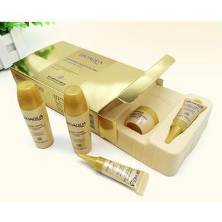 CHÍNH HÃNG Bộ kit dưỡng ẩm và làm trắng da tinh chất ốc sên bộ dưỡng da dùng thử - 2888191622 2