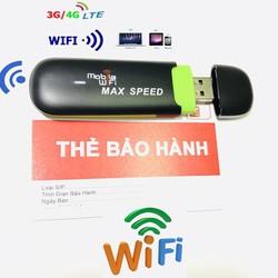 Thiết bị phát wifi 3g 4g Max Speed – Wifi chính hãng giá bao tốt