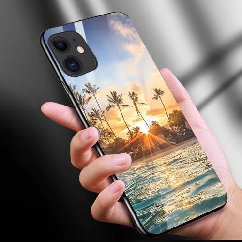 Ốp điện thoại kính cường lực cho máy iphone 11 - cảnh biển ms cbdt023 - 17797840 , 22331202 , 15_22331202 , 129000 , Op-dien-thoai-kinh-cuong-luc-cho-may-iphone-11-canh-bien-ms-cbdt023-15_22331202 , sendo.vn , Ốp điện thoại kính cường lực cho máy iphone 11 - cảnh biển ms cbdt023
