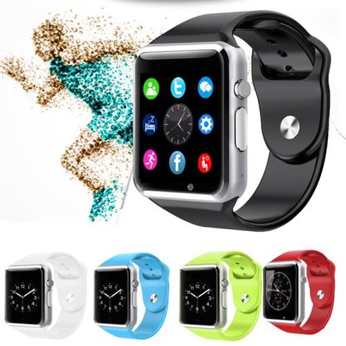 Đồng hồ thông minh a1 cảm ứng lắp sim và thẻ nhớ shopgiarebatngo - 17556416 , 22401128 , 15_22401128 , 179000 , Dong-ho-thong-minh-a1-cam-ung-lap-sim-va-the-nho-shopgiarebatngo-15_22401128 , sendo.vn , Đồng hồ thông minh a1 cảm ứng lắp sim và thẻ nhớ shopgiarebatngo