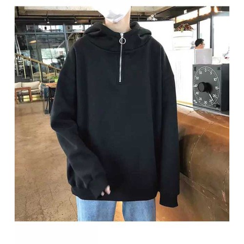 Áo khoác nam  hoodie nỉ ngoại form rộng - 17812513 , 22350814 , 15_22350814 , 145000 , Ao-khoac-nam-hoodie-ni-ngoai-form-rong-15_22350814 , sendo.vn , Áo khoác nam  hoodie nỉ ngoại form rộng