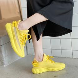 Giày thể thao nữ Màu sắc cá Tính, đi siêu êm chân, size 35 - 39