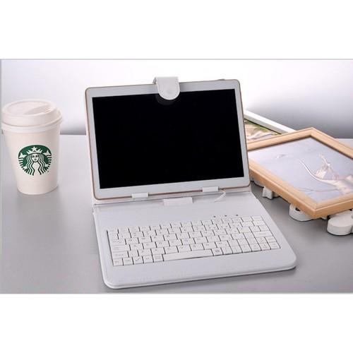Máy tính bảng lai laptop 2 in 1 10 1inch ram8gb rom128gb bao da kiêm bàn phím hàng đẹp - 20233539 , 22345419 , 15_22345419 , 3444999 , May-tinh-bang-lai-laptop-2-in-1-10-1inch-ram8gb-rom128gb-bao-da-kiem-ban-phim-hang-dep-15_22345419 , sendo.vn , Máy tính bảng lai laptop 2 in 1 10 1inch ram8gb rom128gb bao da kiêm bàn phím hàng đẹp