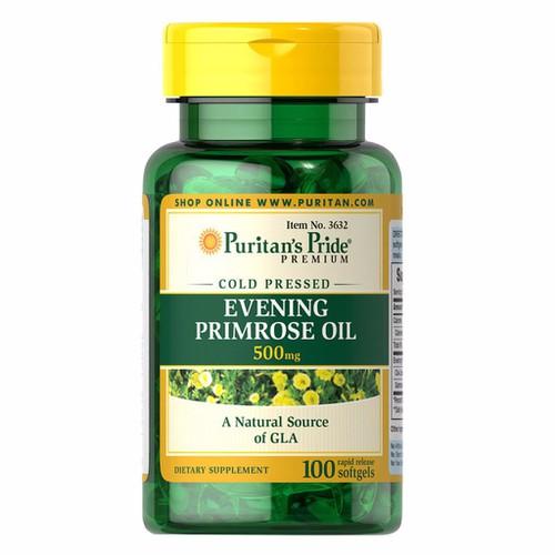 Viên uống nội tiết nữ từ tinh dầu hoa anh thảo - evening primrose oil 500mg with gla - 17816869 , 22357174 , 15_22357174 , 416000 , Vien-uong-noi-tiet-nu-tu-tinh-dau-hoa-anh-thao-evening-primrose-oil-500mg-with-gla-15_22357174 , sendo.vn , Viên uống nội tiết nữ từ tinh dầu hoa anh thảo - evening primrose oil 500mg with gla