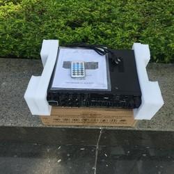 Amply bluetooth Sunbuck 326BT công suất cao ampli karaoke đánh chim đêm [CỔNG 12V,220V]
