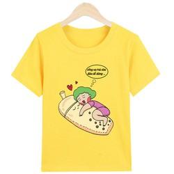 Áo Thun nữ in hình Sống xa trà sữa đâu dễ dàng PM1313 chất liệu Polly Cotton sản phẩm gian hàng Pumbaa