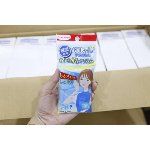 Phim thấm dầu chuchu baby oil blotting film 70 tờ nhập khẩu chính hãng - 17826237 , 22369024 , 15_22369024 , 49900 , Phim-tham-dau-chuchu-baby-oil-blotting-film-70-to-nhap-khau-chinh-hang-15_22369024 , sendo.vn , Phim thấm dầu chuchu baby oil blotting film 70 tờ nhập khẩu chính hãng