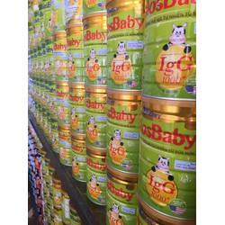Sữa colosbaby 800gr cho trẻ từ 1-2 tuổi