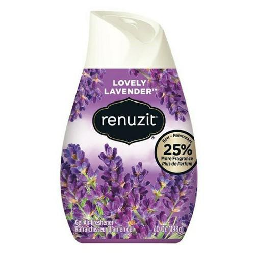Sáp thơm phòng renuzit lavender 198g