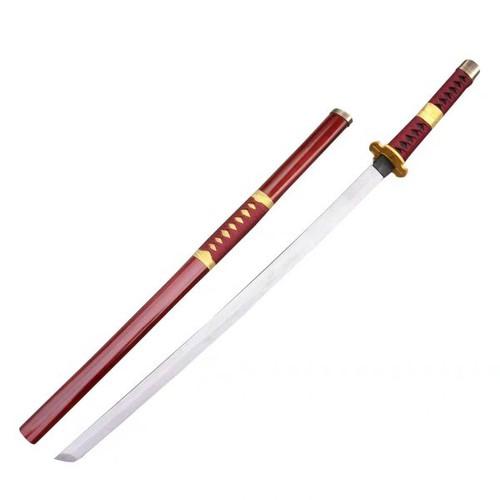 Kiếm nhật bằng gỗ - thanh kiếm sandai kitetsu