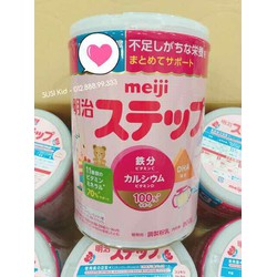 Sữa Meiji dạng bột 800g 1-3 tuổi