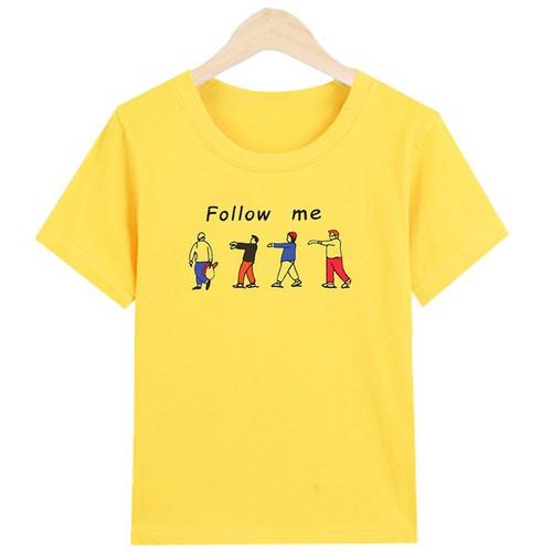 Áo thun nữ in hình follow me pm1343 chất liệu polly cotton sản phẩm gian hàng pumbaa - 17902685 , 22366060 , 15_22366060 , 34858 , Ao-thun-nu-in-hinh-follow-me-pm1343-chat-lieu-polly-cotton-san-pham-gian-hang-pumbaa-15_22366060 , sendo.vn , Áo thun nữ in hình follow me pm1343 chất liệu polly cotton sản phẩm gian hàng pumbaa