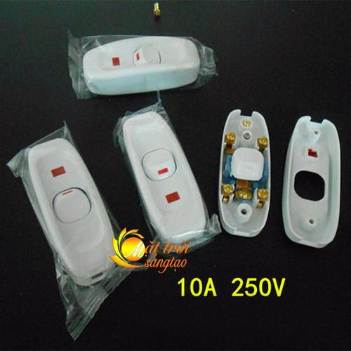 Bộ 10 công tắc quả nhót có đèn báo trạng thái mtst mầu trắng - 17820346 , 22361144 , 15_22361144 , 190000 , Bo-10-cong-tac-qua-nhot-co-den-bao-trang-thai-mtst-mau-trang-15_22361144 , sendo.vn , Bộ 10 công tắc quả nhót có đèn báo trạng thái mtst mầu trắng