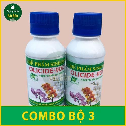 Chế phẩm sinh học trừ nấm bệnh cho phong lan olicide 9dd - chai 100ml 3 chai - 17555889 , 22363847 , 15_22363847 , 96000 , Che-pham-sinh-hoc-tru-nam-benh-cho-phong-lan-olicide-9dd-chai-100ml-3-chai-15_22363847 , sendo.vn , Chế phẩm sinh học trừ nấm bệnh cho phong lan olicide 9dd - chai 100ml 3 chai