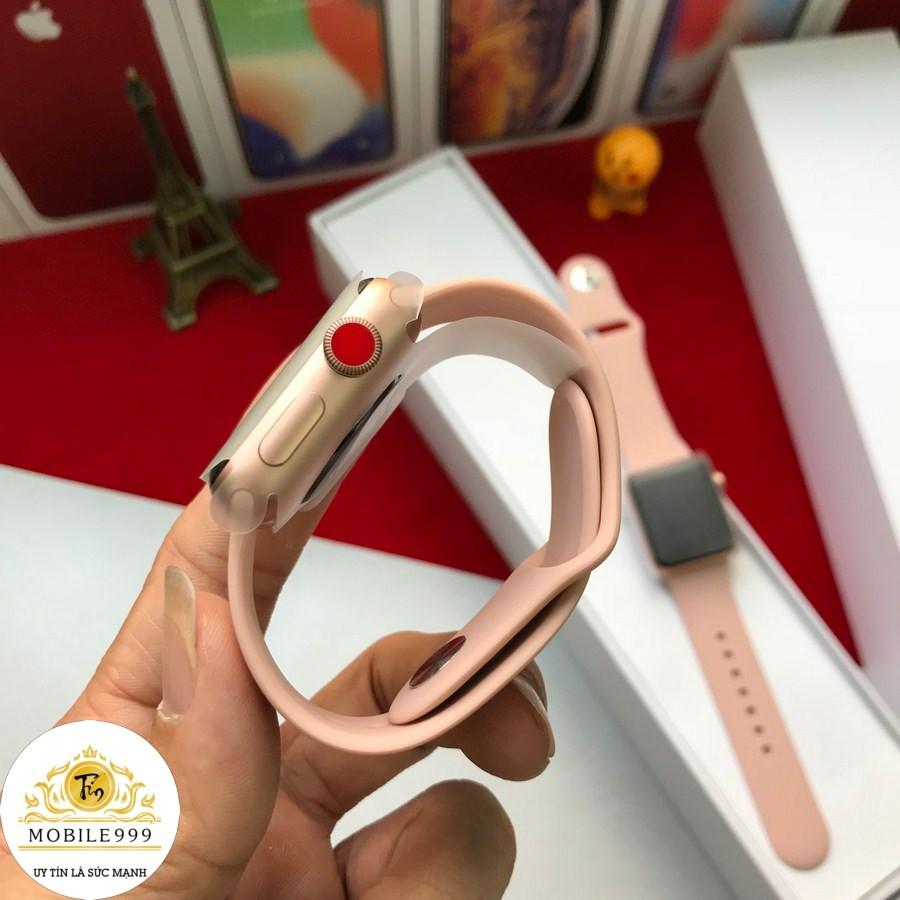 Apple Watch Series 4 Nhôm 40mm hồng chưa Active