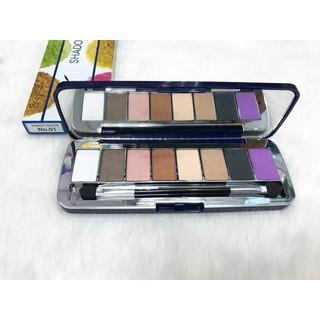 Phấn mắt Phấn mắt 8 ô Aroma Shadow Palette - 8936070170850 thumbnail
