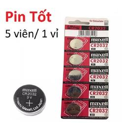 [SIÊU SALE] COMBO 2 VĨ  Pin CMOS macxell CR2032 - atmshop