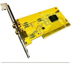 Card Chuyển Đổi PCI To SVHS AV S-Video.