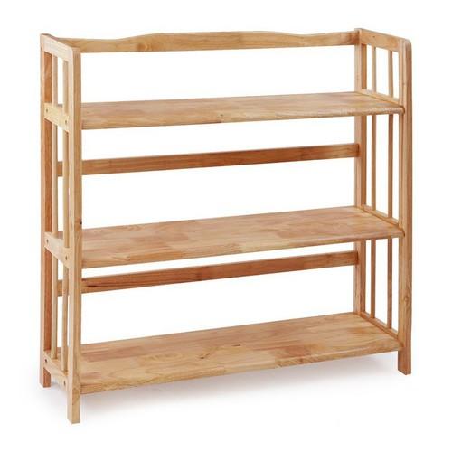Kệ sách gỗ đa năng 3 tầng rộng 80cm
