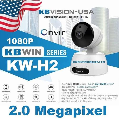 Camera ip wifi kbwin-h2 2.0mp - kbwin h2 - 17832298 , 22378353 , 15_22378353 , 620000 , Camera-ip-wifi-kbwin-h2-2.0mp-kbwin-h2-15_22378353 , sendo.vn , Camera ip wifi kbwin-h2 2.0mp - kbwin h2