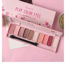 Phấn Mắt 10 Màu Play Color Eyes - Play Color Eyes