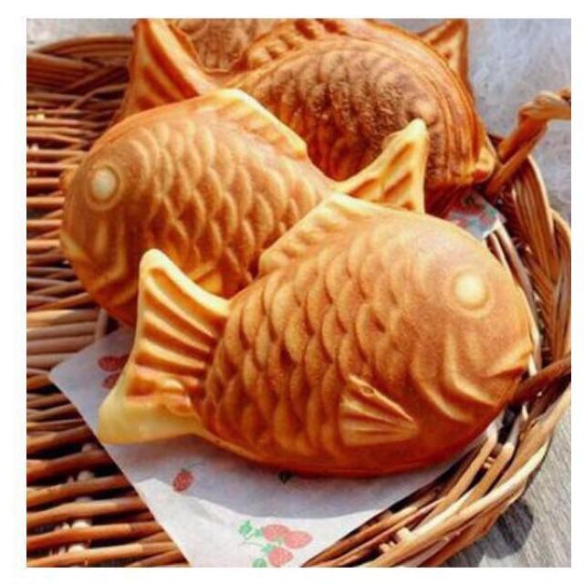 Hình ảnh Giảm Giá Máy làm bánh cá cao cấp