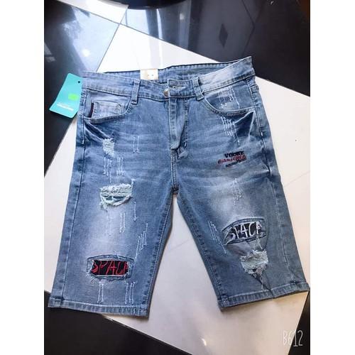 Quần shorts jean nam thời trang - 17842187 , 22390319 , 15_22390319 , 190000 , Quan-shorts-jean-nam-thoi-trang-15_22390319 , sendo.vn , Quần shorts jean nam thời trang