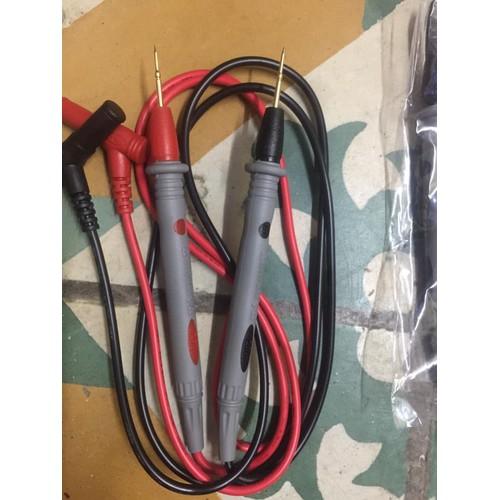 Bộ 2 đôi que đo đồng hồ vạn năng 20a-1000v - 2 bộ dây đo