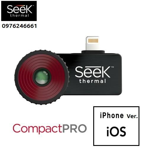 Seek compact pro - cam nhiệt hỗ trợ sửa pan chập