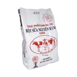 Sữa Bột Nguyên Kem Hai Con Bò Đỏ - Túi 500g