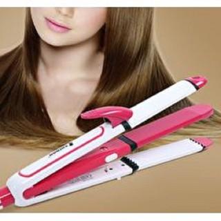 Máy Tạo Kiểu Tóc Kẹp Tóc 3 Trong 1 Shinon - máy lam tóc shinon thumbnail