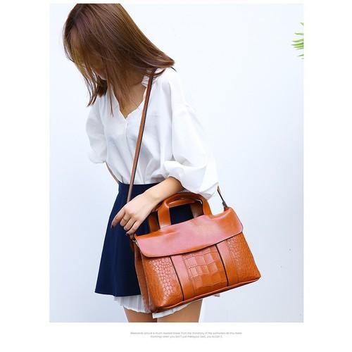 Túi xách tay thời trang công sở nữ dm038-tulan