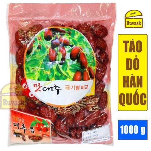Táo đỏ hàn quốc sấy khô 1kg - date 2023 - quả táo đỏ nhập khẩu bổ dưỡng quả to - ruvask chuyên hạnh nhân, óc chó, mac ca, hạt dẻ, hạt điều, kẹo sâm - 17856439 , 22409560 , 15_22409560 , 292000 , Tao-do-han-quoc-say-kho-1kg-date-2023-qua-tao-do-nhap-khau-bo-duong-qua-to-ruvask-chuyen-hanh-nhan-oc-cho-mac-ca-hat-de-hat-dieu-keo-sam-15_22409560 , sendo.vn , Táo đỏ hàn quốc sấy khô 1kg - date 2023 - q
