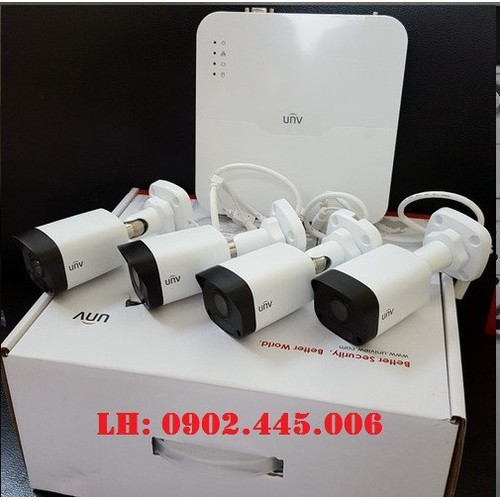 Trọn bộ kit 4 camera ip 2.0mp full hd 1080p unv poe+ ổ cứng 1tb - 17858515 , 22412068 , 15_22412068 , 4995000 , Tron-bo-kit-4-camera-ip-2.0mp-full-hd-1080p-unv-poe-o-cung-1tb-15_22412068 , sendo.vn , Trọn bộ kit 4 camera ip 2.0mp full hd 1080p unv poe+ ổ cứng 1tb