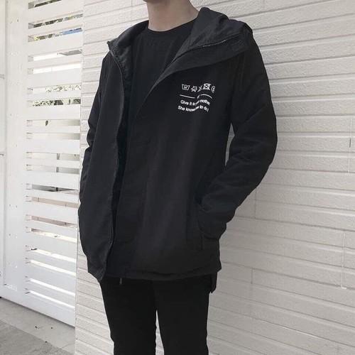 Áo khoác dù  - ao khoac du nam