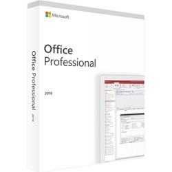 Microsoft Office Professional 2019 for Windows Lifetime License