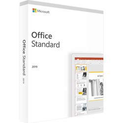 Microsoft Office Standard 2019 License Key 1 User One-time Purchase Lifetime Download