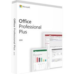 Microsoft Office Professional Plus 2019 for Windows Lifetime License