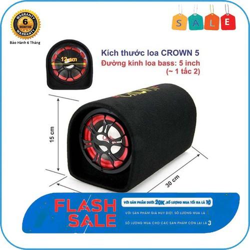 Loa crown 10 tròn bass siêu lớn tặng kèm dây lấy nhạc 3 5 bh 6 tháng đổi mới sp mã sku ie5627 - 17909331 , 22432194 , 15_22432194 , 720000 , Loa-crown-10-tron-bass-sieu-lon-tang-kem-day-lay-nhac-3-5-bh-6-thang-doi-moi-sp-ma-sku-ie5627-15_22432194 , sendo.vn , Loa crown 10 tròn bass siêu lớn tặng kèm dây lấy nhạc 3 5 bh 6 tháng đổi mới sp mã sku