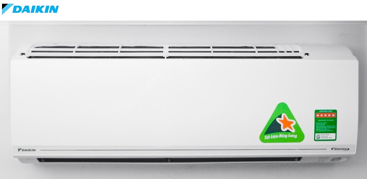 Máy lạnh Daikin Inverter 2.0HP FTKC50UVMV - FTKC50-UVMV