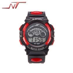 Đồng hồ trẻ em có đèn light và hẹn giờ NT888F