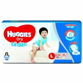 Tã . bỉm dán Huggies Dry Jumbo XL38.L42. M48 - huggies dan